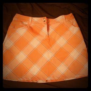 Slazenger orange scort